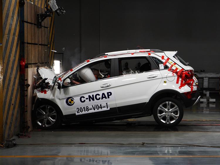 2018年C-NCAP第三批碰撞成绩出炉 两款新能源车仅得2星.jpg
