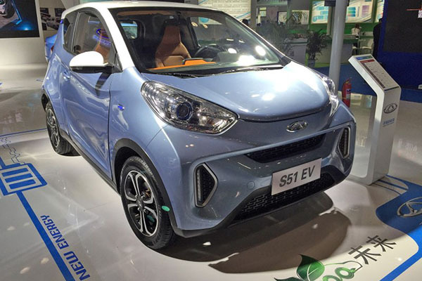 十万元内的上下班代步微型纯电动汽车推荐