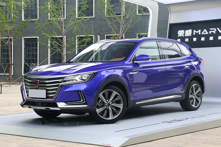 荣威MARVEL X于8月30公布售价 九月份正式交付新车