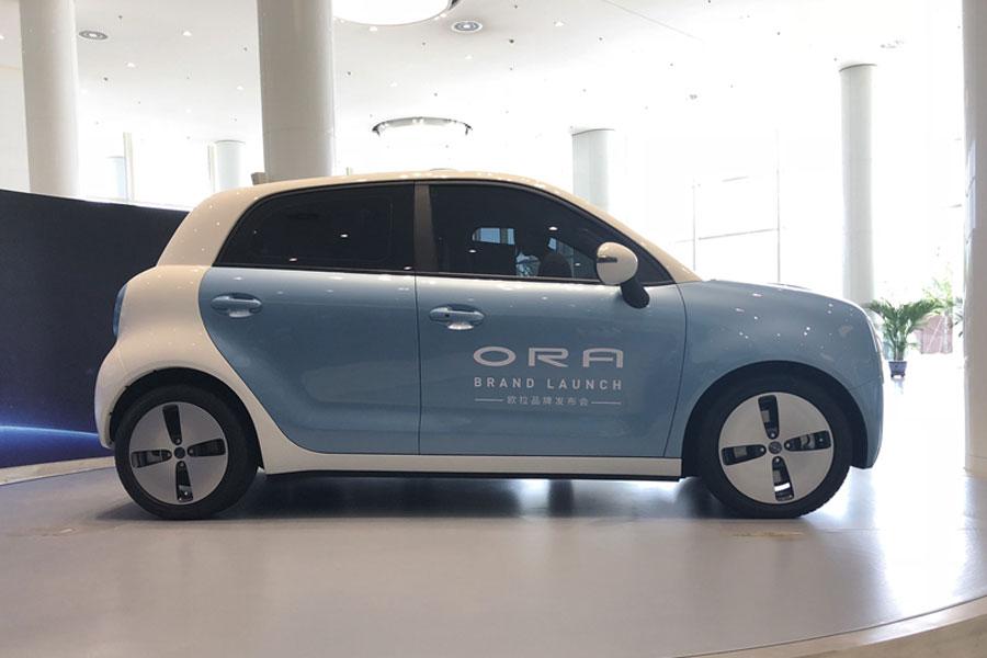 补贴6.18万元起 欧拉R1将于今日开启预售