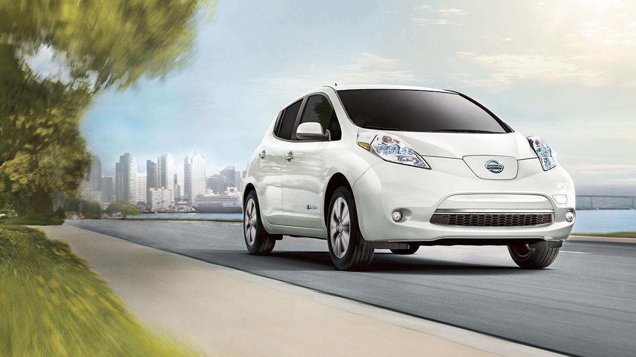 日产公司计划2022年前研发8款全新电动汽车