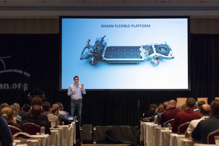 Rivian将推出纯电动皮卡 2.8秒破百续航724公里