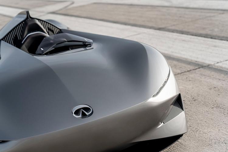 英菲尼迪2021年推首款纯电动车 开始电气化发展