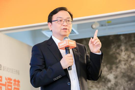 王传福:贾跃亭造车其实他们的路还是蛮艰难的