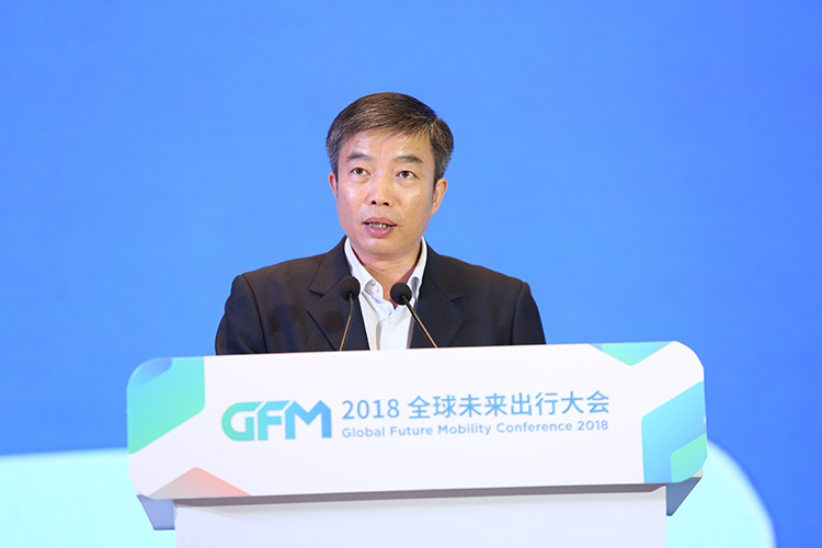 罗俊杰:新能源汽车和智能网联汽车的发展与问题