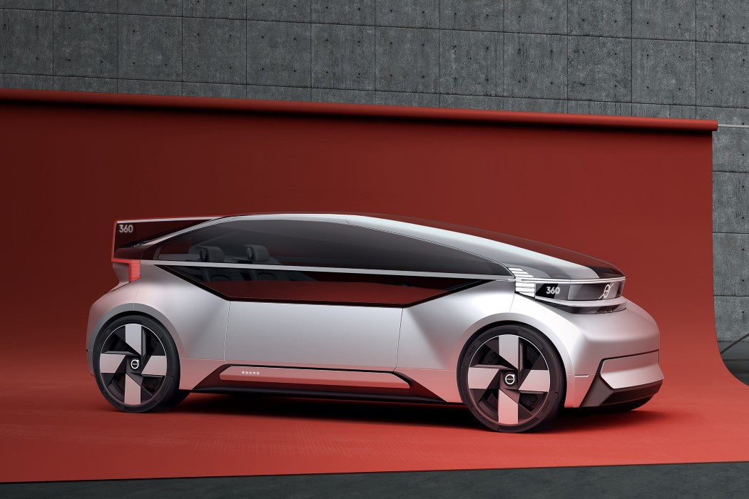 <a href=http://www.bevzc.com/news/gongsi/ target=_blank class=infotextkey>沃尔沃</a>携手百度共同开发纯电动高度自动驾驶汽车