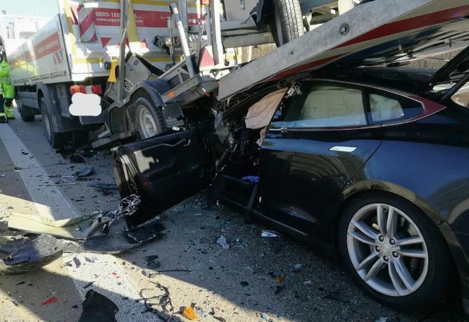 盘点特斯拉近年因碰撞引发的爆燃及安全事件