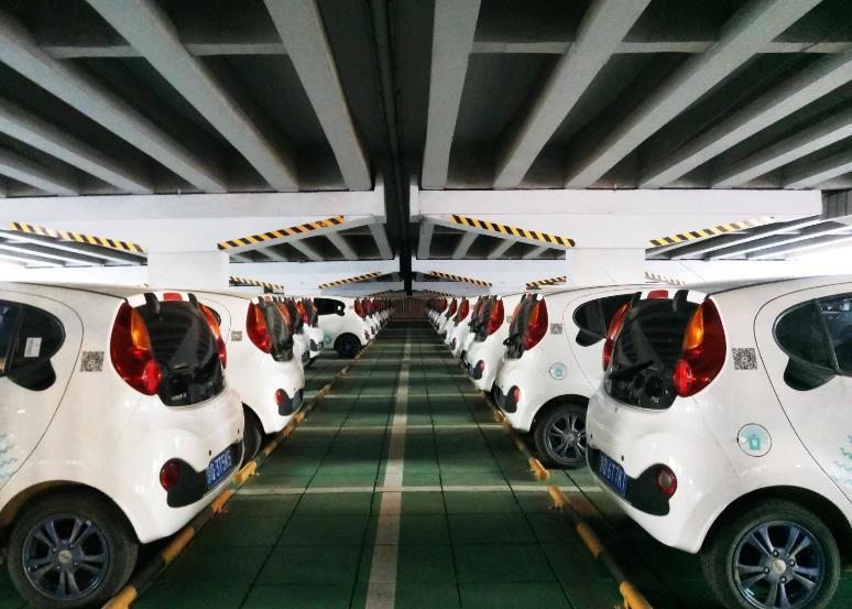 ABI:2030年全球电动车共享里程数占比20%以上