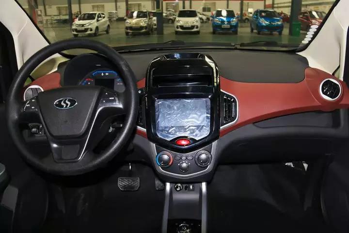 易咖新能源X5S混动版上市 新车配备能量回收系统