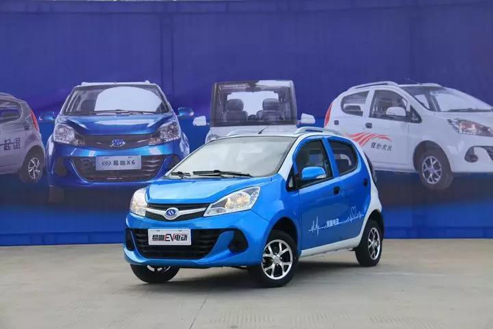 易咖X6新能源车型上市 整体性能有大幅度提升