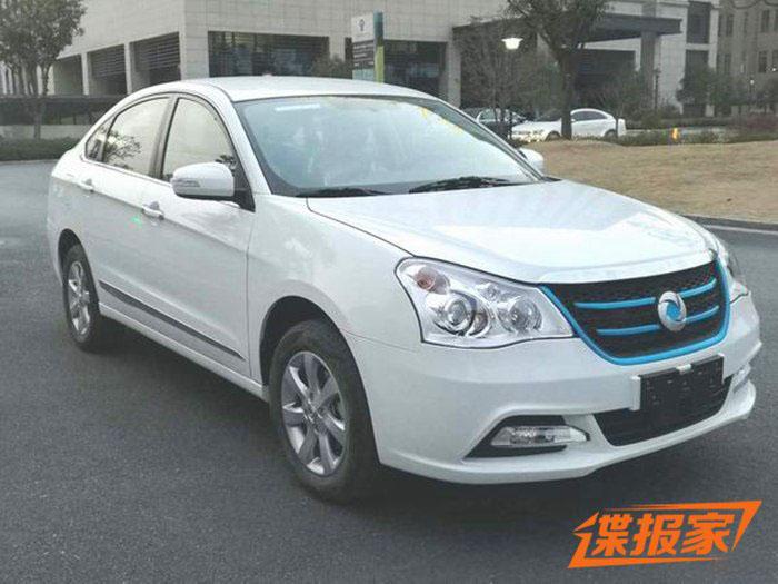 东风俊风E17正式上市销售 补贴后售价15.45万元