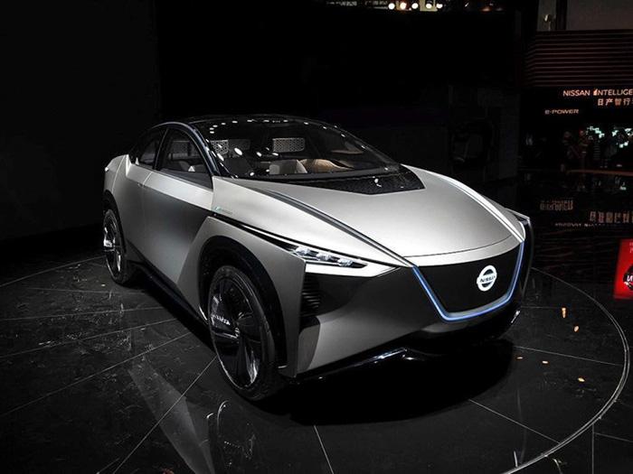 日产纯电动SUV车2020年开始销售 续航里程354公里