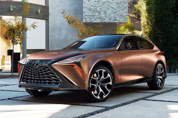 雷克萨斯计划推高性能SUV 对手锁定兰博基尼Urus