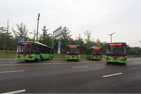 海南:2019年新增和更换新能源公交车比例不低于80%