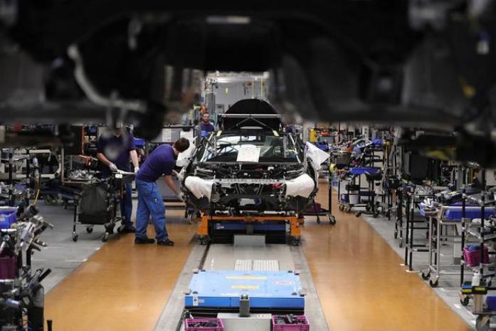 德国汽车2019年产量创近25年来新低 <a href=http://www.bevzc.com target=_blank class=infotextkey>电动汽车</a>销63281辆