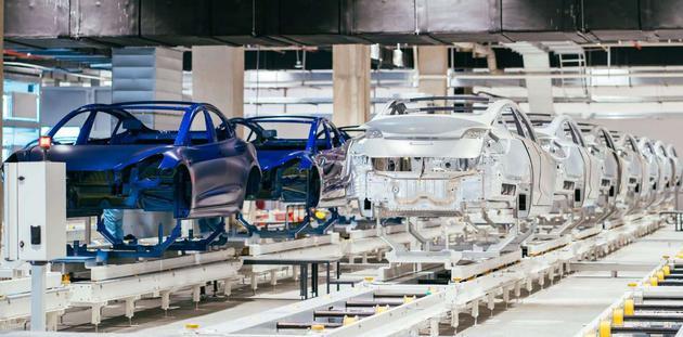 <a href=http://www.bevzc.com/news/xinche/ target=_blank class=infotextkey>特斯拉</a>成中国第五大<a href=http://www.bevzc.com target=_blank class=infotextkey>电动汽车</a>制造商 1月生产2600辆