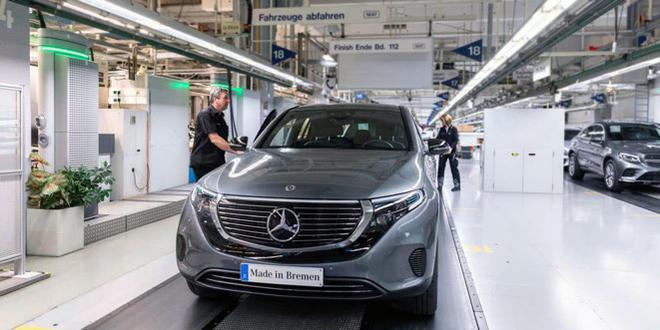 奔驰2020年在欧洲将把纯电动和插混车型销量提高3倍