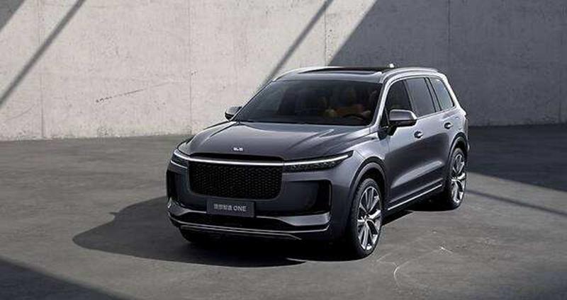丰富旗下产品阵营 理想汽车将于2022年推出全尺寸SUV