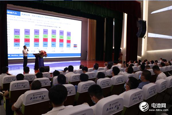 吴辉:2025年全球锂离子电池需求量将接近900Gwh