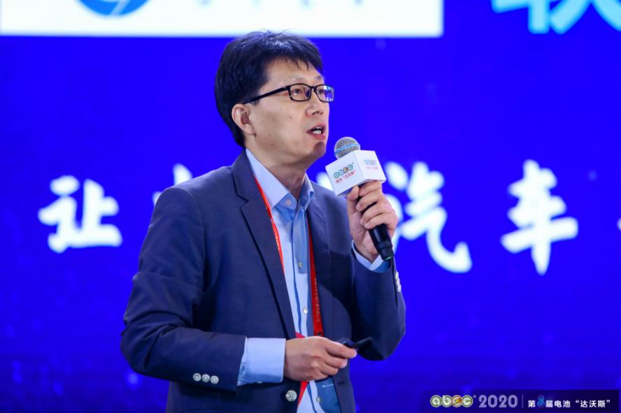 """联合汽车刘同鑫谈换电模式:""""车电分离""""应势而动 呼吁加强顶层设计"""