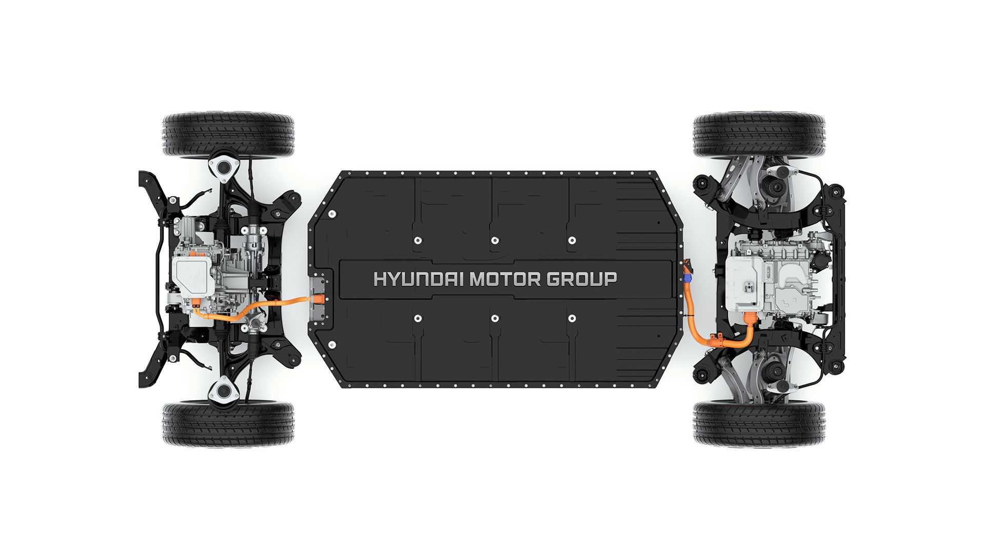 续航里程达600公里/零百加速3.5秒内 现代E-GMP纯电平台发布