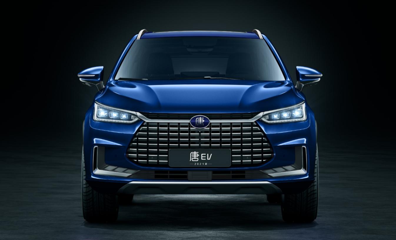 补贴后售28.35万元 新款唐EV新增车型上市