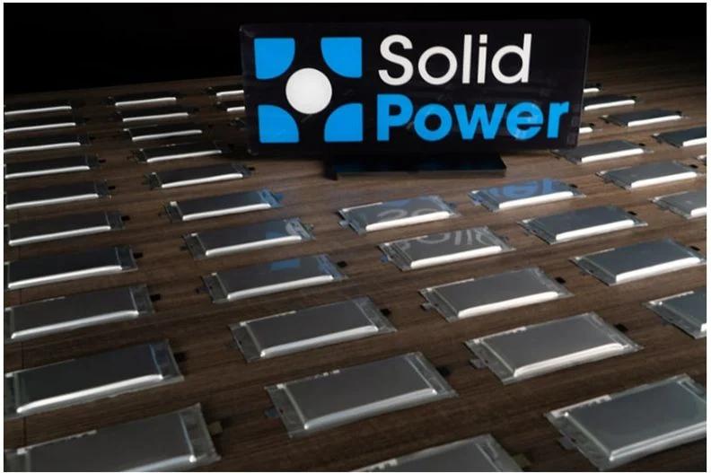 电池,Solid Power借壳上市