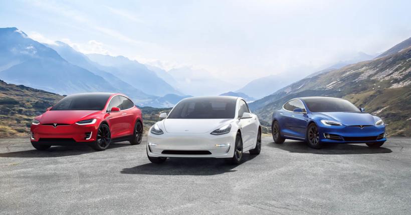 上半年美国电动汽车注册量翻番至21.4万辆 特斯拉占三分之二