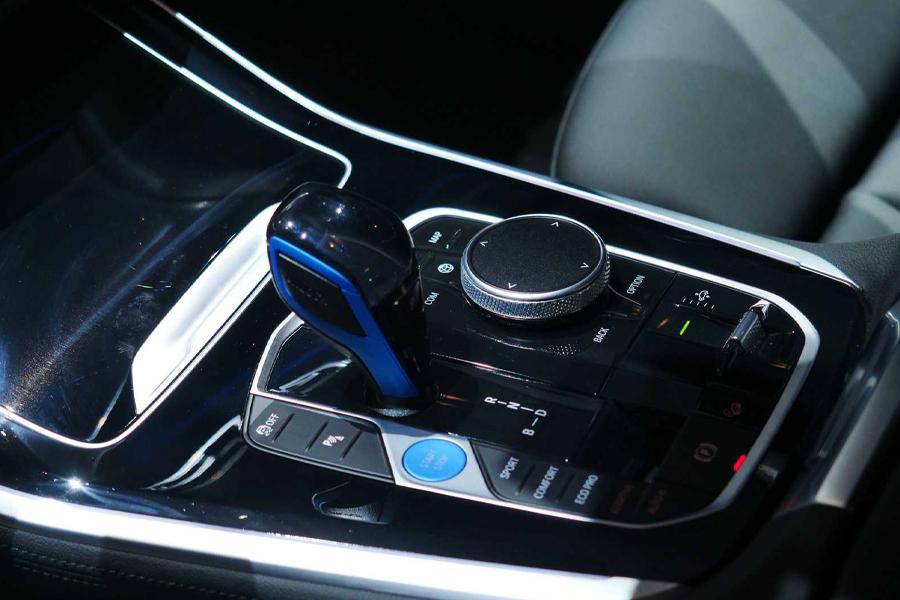 2022年小规模生产,宝马iX5 Hydrogen亮相2021慕尼黑车展