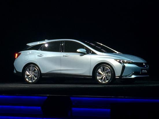 2018北京车展最值得买的五大新能源车型