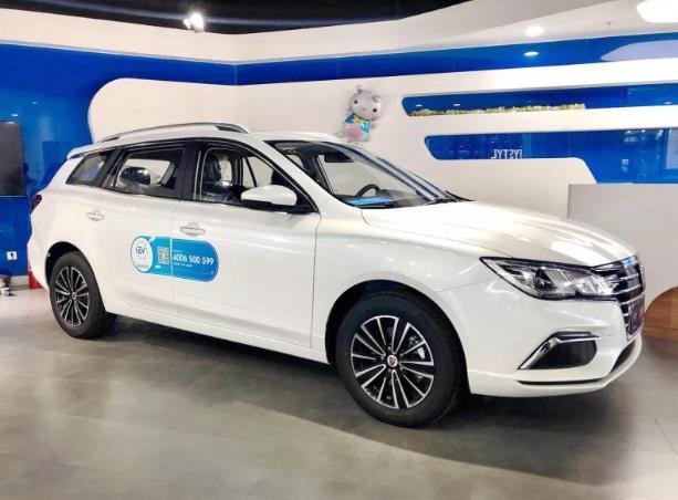 荣威ei5怎么样 荣威新能源汽车ei5评测视频详解